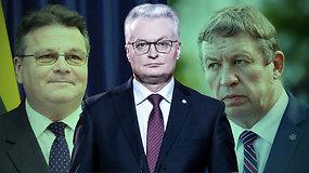 G.Nausėdos patarėja ragina neieškoti sąmokslo teorijų dėl ambasadorių: politiškai angažuoti eksministrai nebūtų geriausi