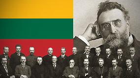 Kaip Lietuvos vėliava vos netapo dvispalve ir kam nepatiko raudonas Vyčio fonas: intriguojanti vėliavų istorija