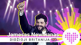 """Nuo darbo bare iki """"Grammy"""": interviu su """"Eurovizijos"""" favoritu – apie sėkmę, kuria jis negali atsidžiaugti"""