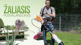 T.Gurskas – apie elektrinio įrankio su skirtingais antgaliais privalumus