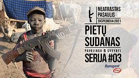 Žmoną čia įsigysite už 100 karvių, o nužudyti kitą – menkniekis: kaip lietuvio nenušovė Pietų Sudane