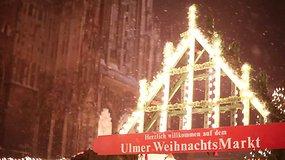 Kalėdinė mugė Ulme, Vokietijoje