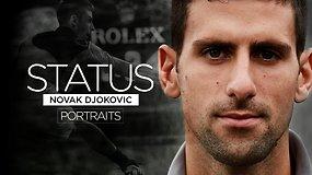 Novakas Džokovičius. 2014 Australian Open