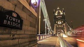 Londono Tauerio tiltas - toks, kokio dar nesate matę