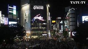 """Sofios Coppolos filmas  """"Pasiklydę vertime"""", Tokijas, Japonija"""
