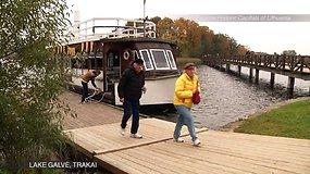 Pažinkite senąsias Lietuvos sostines. Vandens pramogos
