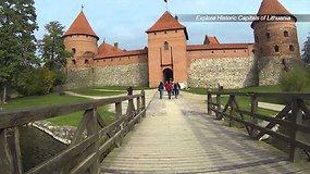 Pažinkite senąsias Lietuvos sostines. Kelionės dviračiais