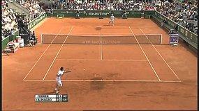 Davidas Ferreras po penkerių metų vėl laimėjo turnyrą Švedijoje