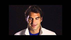 Rogerio Federerio padėka fanams