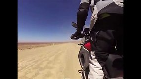 Kelionė motociklu per Maroką