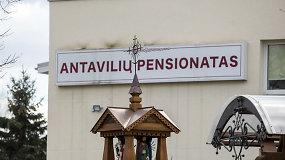 Antavilių pensionatas – dėmesio centre: dėl koronaviruso bus tiriami 152 darbuotojai