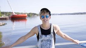 Donatas Montvydas laisvalaikį Stokholme leido plaukiodamas laivu