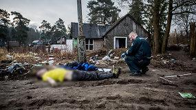 Apie norą išbristi iš narkotikų liūno pasakojęs narkomanas rastas negyvas (N-18)