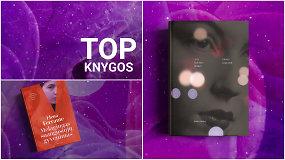 Knygų TOP10: kelionės laiku ir ieškant savęs