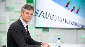 15min studijoje – VSD direktoriaus D.Jauniškio versija, kodėl kilo sekimo skandalas