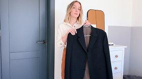Kraustome spintą: kaip priderinti didelį švarką prie skirtingų aprangos derinių?