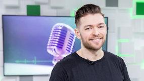 """""""Eurovizijos"""" finalininkas Jurijus Veklenko: aš esu sau konkurentas ir save nugalėsiu"""