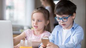 """Diskusija """"Emocinė gerovė: kaip jaučiasi vaikai ir kuo jiems padėti?"""""""