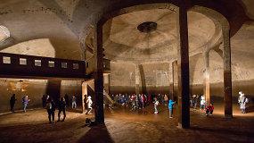 Ypatinga Vilniaus istorinė vieta, kurios durys atsiveria itin retai