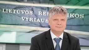 Kęstutis Navickas: miškų normos didinimas buvo didžiausia demotyvacija
