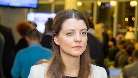 """Monika Navickienė: """"Kampanija man tikrai parodė, kad žmonės nori pokyčių"""""""