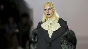 """Marc Jacobs"" kolekcijos pristatyme – Lady Gaga"