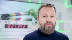 """Martynas Starkus pristatė naują savo kūrinį – dokumentinį filmą """"Mulai"""""""
