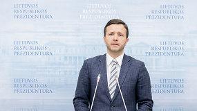 G.Nausėda ir S.Skvernelis aptarė situaciją dėl koronaviruso ir ekonomikos ministro