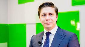 Ūkio ministro M.Sinkevičiaus ambicijos: žiūrės, ką daro Latvija, ir padarys geriau