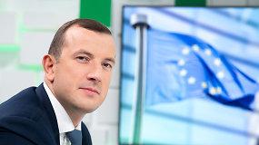 Būsimas eurokomisaras V.Sinkevičius jau sulaukė norinčių tapti jo bendražygiais CV
