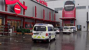Suomijoje per ataką proftechninėje mokykloje žuvo žmogus, 9 sužeisti