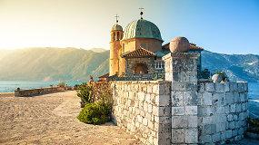 Juodkalnija žavi paplūdimiais ir gamtos didybe