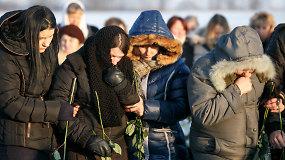 Panoteriuose palaidoti Saviečių kaime tėvo nužudyti vaikai