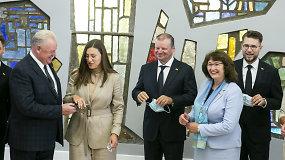 S.Skvernelio buriamoje naujoje Seimo frakcijoje – A.Butkevičius, R.Baškienė, V.Bakas