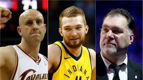 """""""Ginčas"""": ar Domantas Sabonis gali pralenkti Arvydą Sabonį ir Žydrūną Ilgauską NBA?"""