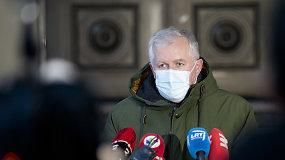 Prezidentūra: Prezidento ir A.Anušausko prioritetai gynybos srityje sutampa
