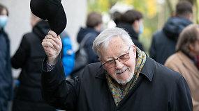 Vytautas Landsbergis švenčia 88-ąjį gimtadienį