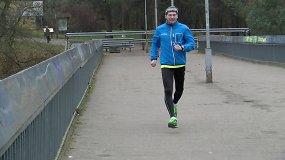 Ultramaratonininkas Aidas Ardzijauskas dalyvaus 8 parų bėgime Monake