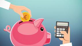 Kaip naudotis pensijų skaičiuokle?