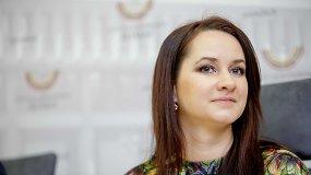 I.Ruginienė apie VVT darbuotojų mitingą: pažiūrėsime, kas bus, kai sustos visas Vilniaus viešasis transportas