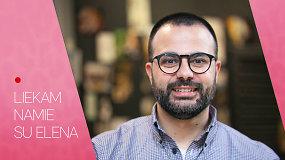 """""""Liekam namie su Elena"""": šefas Gian Luca – apie itališkas Velykas ir ką daryti su likusiais kiaušiniais?"""