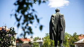 V.Benkunskas apie P.Cvirkos paminklą ir aikštę: paminklai yra statomi didvyriams, o ne kolaborantams