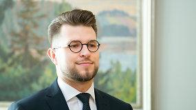 Vyriausybės vicekancleris L.Savickas apie karantino sušvelninimą ir ekonominę situaciją