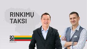 """""""Rinkimų taksi"""". A.Zuokas: kokias eiles politikui paskyrė SEL'as ir bene rimčiausia Zuoko problema"""