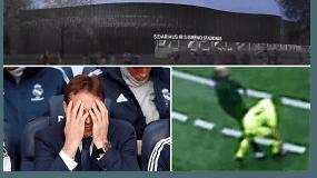 """""""Vieni vartai"""": Kauno stadiono įdomybės, """"Real"""" galvos skausmas ir raudona kortelė treneriui"""