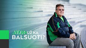 """L.Linkevičius apie pirmą vizitą į užsienį: """"Galvojau, kad tik nenugriūčiau"""""""