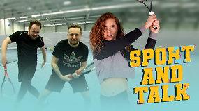 """15min URBAN˙/ startuoja naujas projektas """"Sport and talk"""" su Dalia Belickaite: atskleisti neįtikėtini sportiniai žvaigždžių sugebėjimai"""