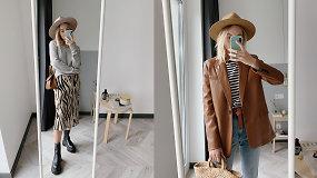 Ruošiamės naujam sezonui: 5 rudens drabužių deriniai