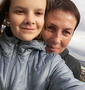Asmeninio archyvo nuotr./Ramunė Barbora su mama