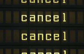 Sietle dėl snygio atšaukta apie 200 skrydžių, valstijoje įvedama nepaprastoji padėtis